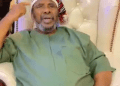 Any young man that gets down on his knees to propose to a girl is a bloody fool- Pete Edochie insists (video)