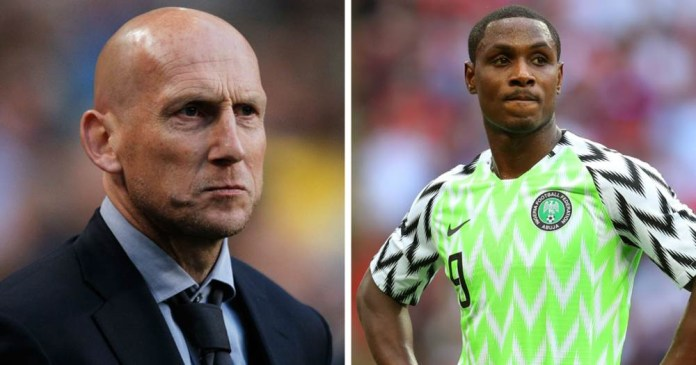 Ighalo will surprise people at Manchester United but he needs teammates support to thrive -  Man United legend Stam