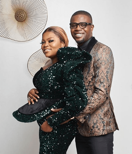 JJC Skillz shares video of an Imam revealing the secret to a happy marriage as he declares his love for Funke Akindele  (Watch video)