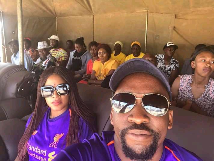 We were never married - Rachel J fires back at Zimbabwe