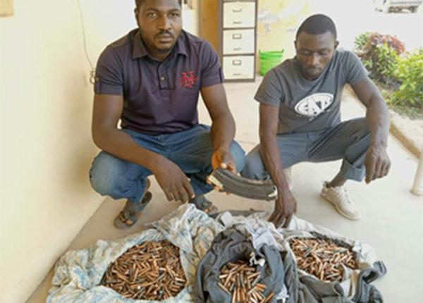 Illegal arms dealers arrested in Bauchi State lindaikejisblog