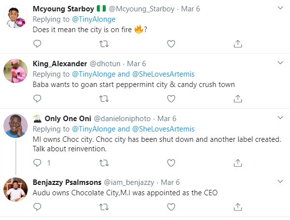 Twitter users react to MI Abaga leaving Chocolate City