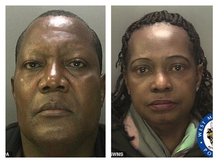 Nigerian Pastor jailed for 34 years for raping male and female members of his church in the UK