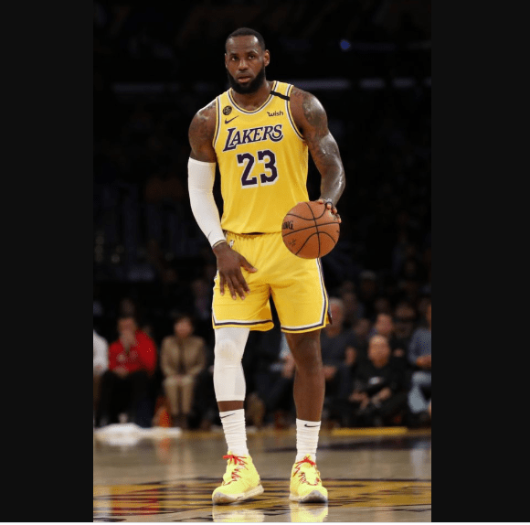 LeBron James says he won't play in empty stadiums as NBA plans for games to be played behind closed doors over coronavirus