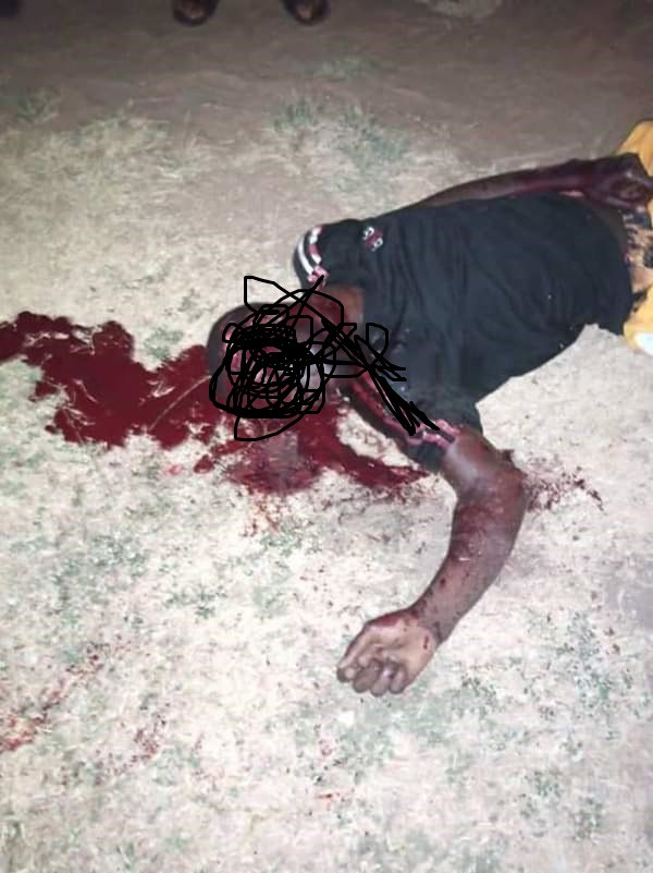 Benue State University student shot dead by suspected cultists (graphic photos)