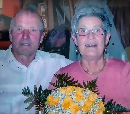 Couple married for over 60 years die hours apart from coronavirus