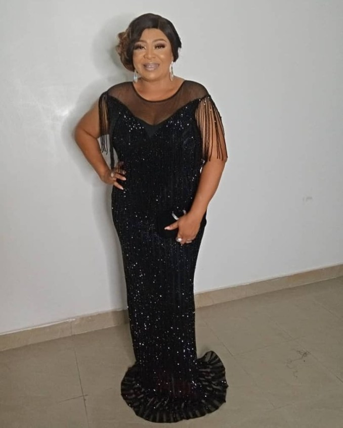 More photos of celebrities at the 2020 AMVCA