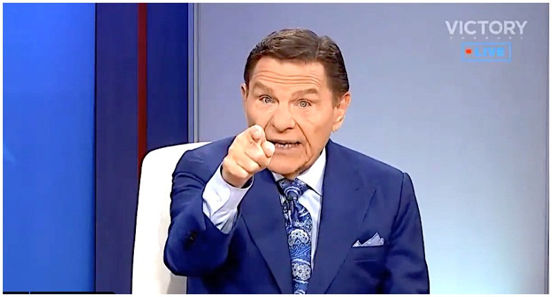 Don't stop paying your tithes and sowing seeds even if you lose your job because of coronavirus - Televangelist, Kenneth Copeland (video)