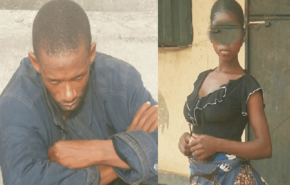 She is beautiful and I was scared of someone else enjoying her - Man who impregnated 15-year-old daughter