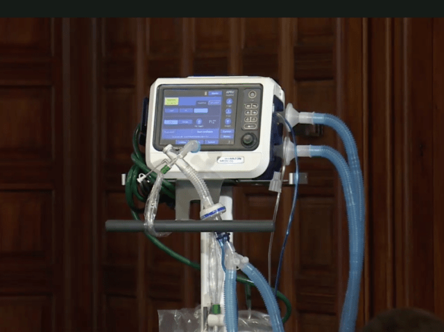 Coronavirus: New York Governor Andrew Cuomo cries out over shortage of ventilators, says they might be forced to split 4,000 ventilators (video)