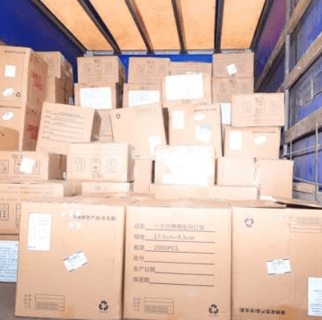 Air Force airlifts medical materials donated by Chinese billionaire Jack Ma from Lagos to Abuja