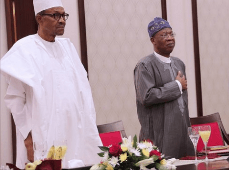 FG denies report of Buhari coughing after CoS Abba Kyari tested positive for coronavirus, expresses challenges in contact-tracing