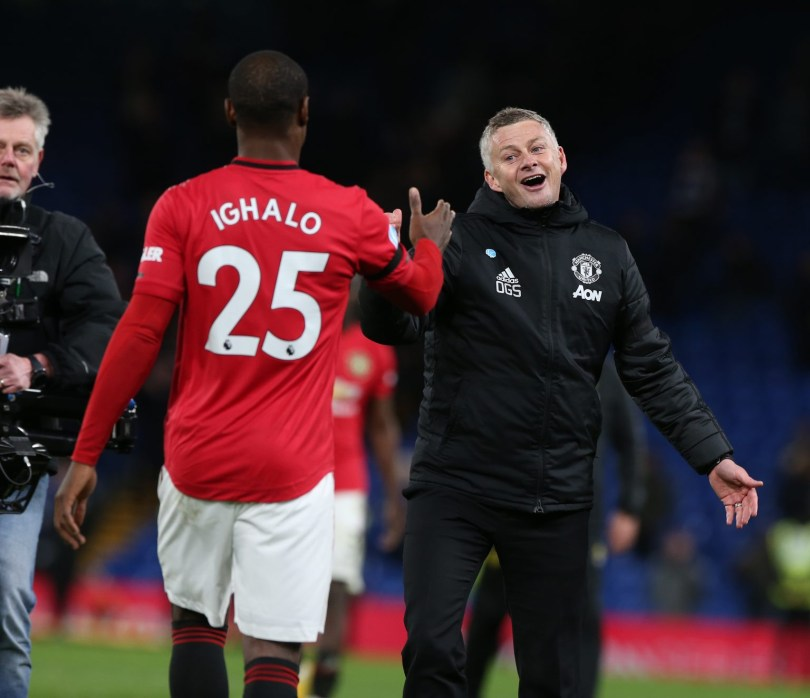 Shanghai Shenhua offers Ighalo massive?400k (N180million) a week contract, after hearing of Man United
