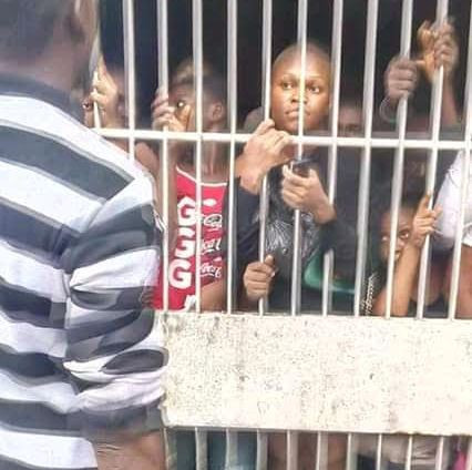 Coronavirus: 100 arrested in Rivers state for violating lockdown order