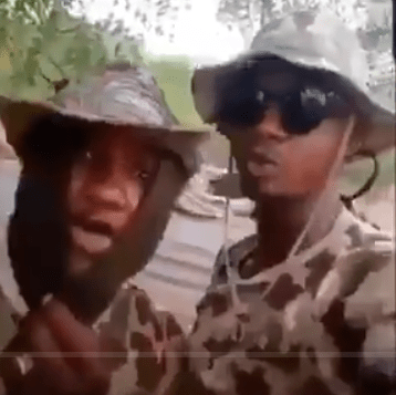 """""""Investigation is ongoing and these miscreants will be arrested before end of day"""" Segalink gives update on soldiers who threatened to rape women in Warri as retaliation"""