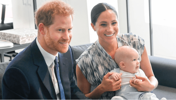 Harry and Meghan reveal the name of their new charitable organisation; Piers Morgan reacts