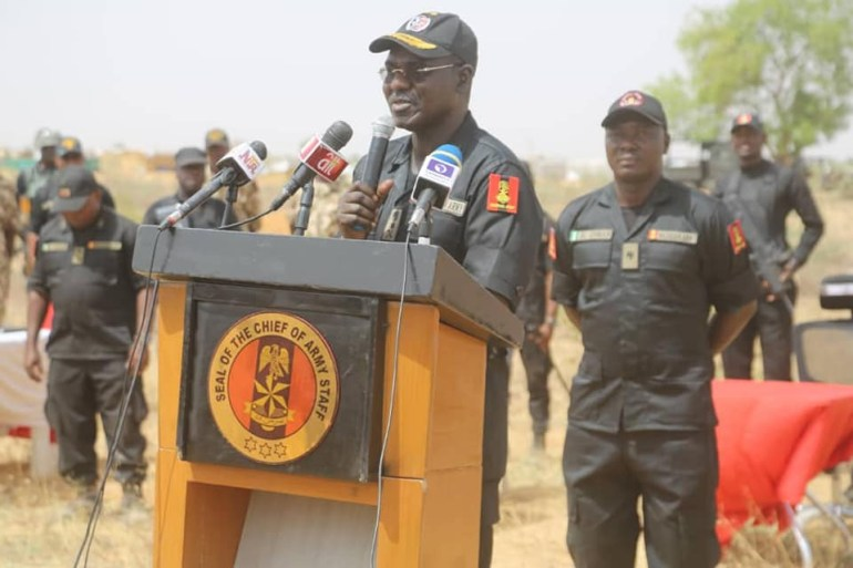 I won?t return to Abuja until Boko Haram is defeated ? Buratai assures troops