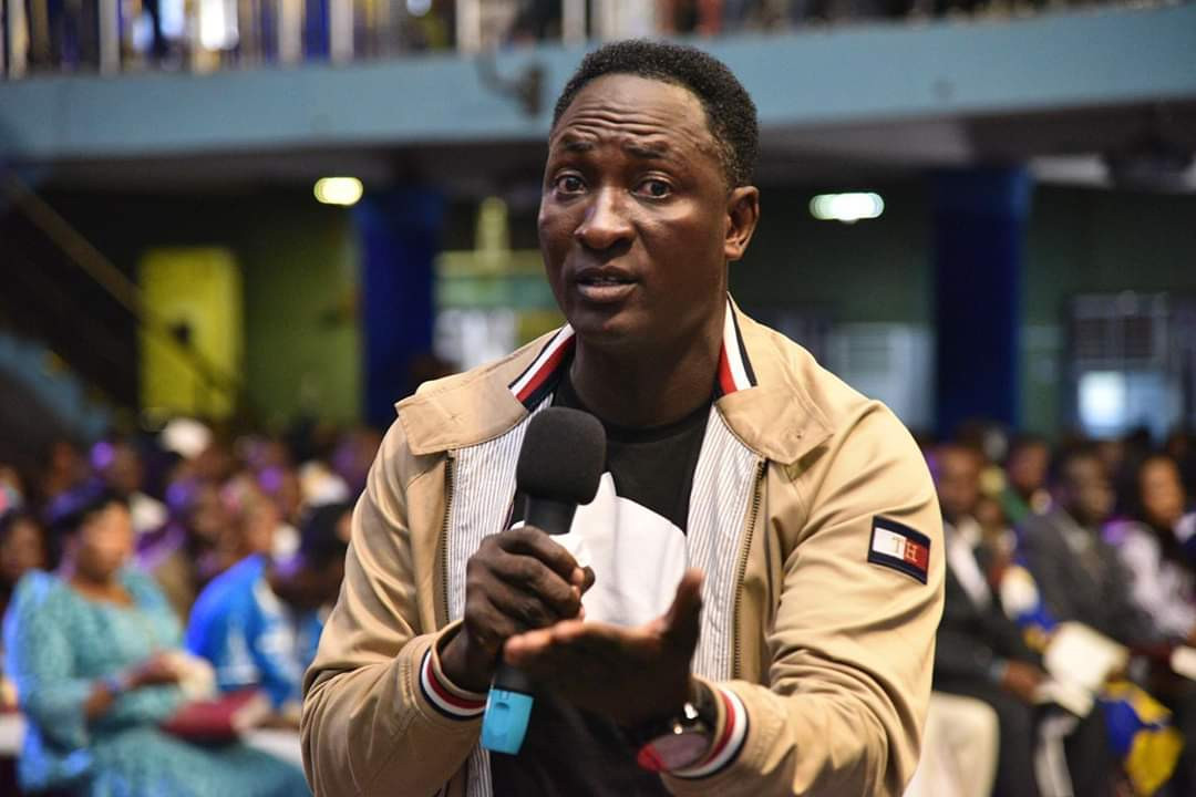 """Now is the Time to Display your Wealth by Giving to the Needy"" -Standard Billionaire Prophet, Jeremiah Fufeyin, challenges Wealthy Pastors in Africa, as he is set to donate another 800Million Naira, towards COVID-19 relief"