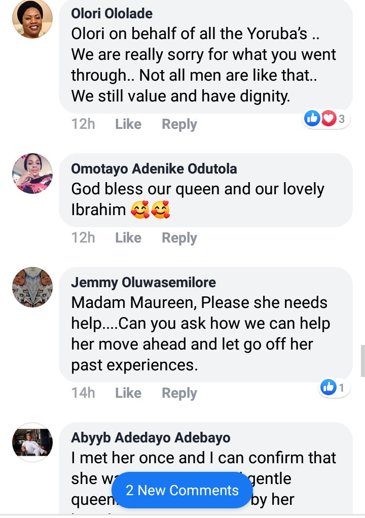 """""""Tell the people that you raped me the first night we met"""" Ex-wife of Oluwo of Iwo accuses him of luring her into marriage by claiming no one refuses a king (video)"""