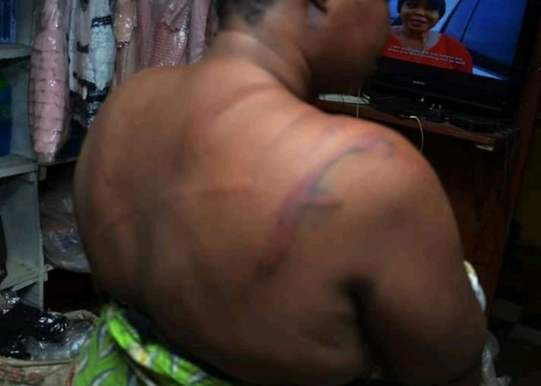 Police officers who assaulted a woman standing outside a compound in Osun state arrested, victim narrates how incident occurred