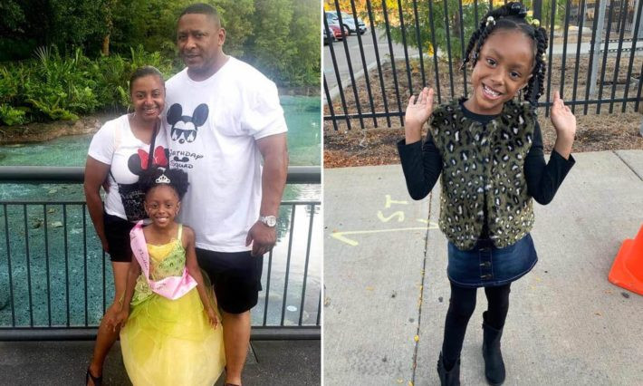 5-year-old daughter of Detroit first responders becomes the youngest person in Michigan to die from Coronavirus complications
