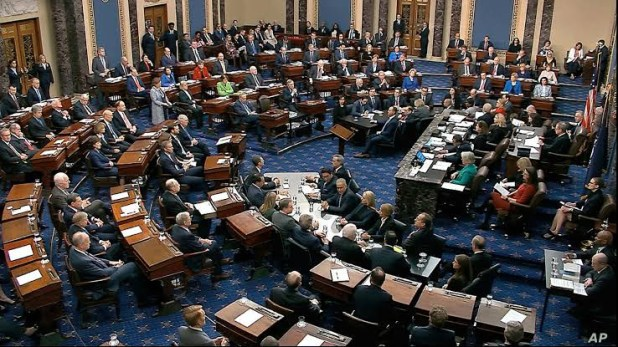 US Senate passes new $484b Coronavirus relief package for small businesses, hospitals and Covid-19 testing