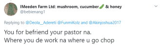 See Responses Lady Gets After She Posted A Tweet Suggesting