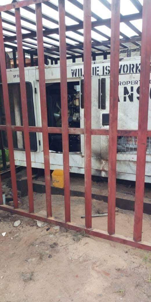 Police arrest suspect for setting government generator ablaze in Anambra