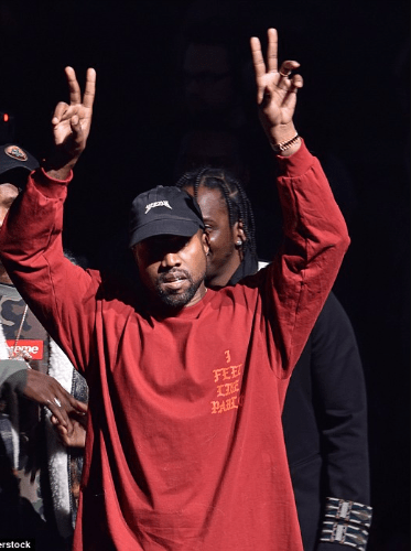 Rapper, Kanye West officially becomes a Billionaire