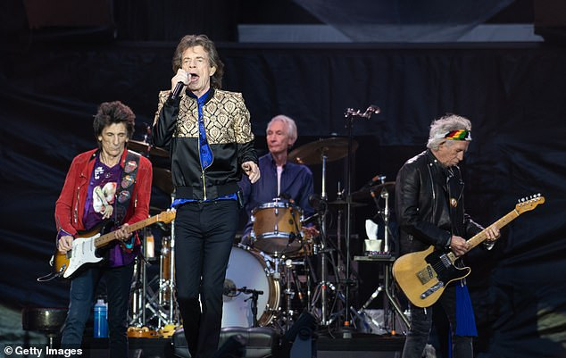 Mick Jagger hits out at Paul McCartney for claiming that The Beatles were bigger and better than The Rolling Stones