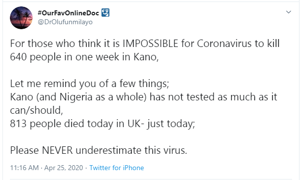 Nigerians panic as mysterious deaths in Kano allegedly rises to 640 in one week lindaikejisblog 4