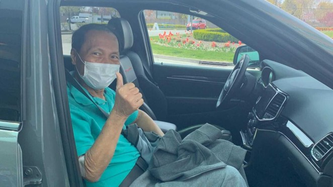 Incredible story of NYC surgeon, 74, who beat
