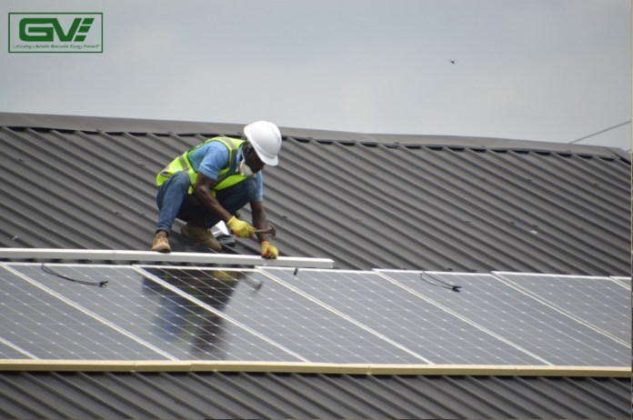 GVE Projects Limited Provides 24/7 Solar Power to NCDC Isolation Centers