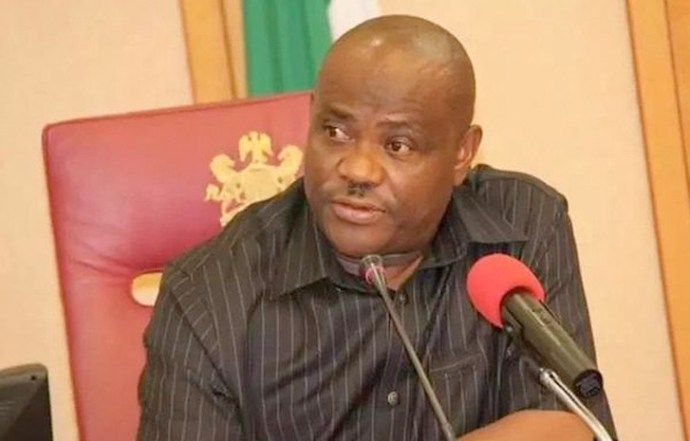 Governor Nyesom Wike accuses FG of double standards in relocation of Almajiri kids