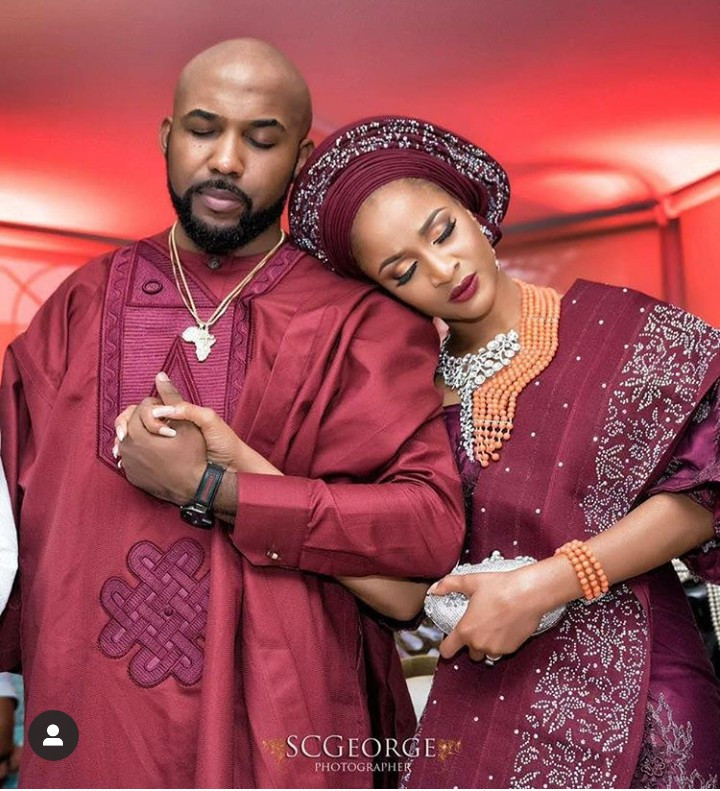 """""""Thank you for building with me"""" Banky W celebrates wife Adesua on the third anniversary of their introduction"""