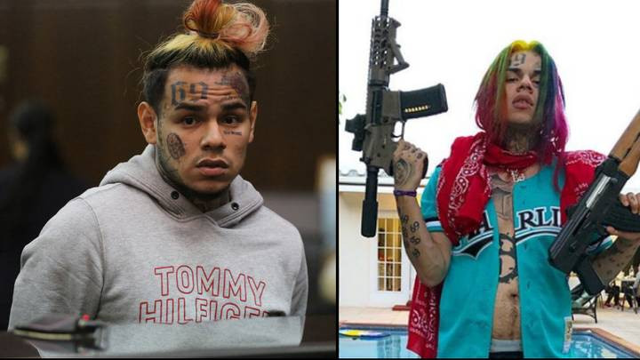 Tekashi 6ix9ine explains why he snitched on his gang members for a lighter sentence (video)