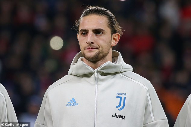 Juventus midfielder, Adrien Rabiot reportedly goes on strike in protest against his club cutting ?7m of his ?28m salary amid the COVID-19 crisis