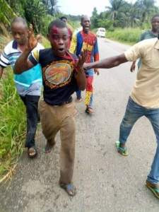 Man kills his cousin over mangoes in Abia (graphic photos)  Man kills his cousin over mangoes in Abia (graphic photos) 5ebd988f4465a