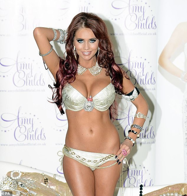 "5ebdb5fe94b68 ""I regret everything I've done"" Amy Childs speaks about undergoing cosmetic surgery at 18 as she advices young women to desist from it"