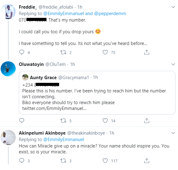 "Nigerian man shares troubling suicidal tweets after he lost his job and went ""back to square one"""
