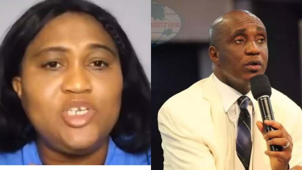 You're ignorant and it stinks - UK-based doctor, Idee Charles slams Pastor Ibiyeomie for questioning the existence of Coronavirus (video)