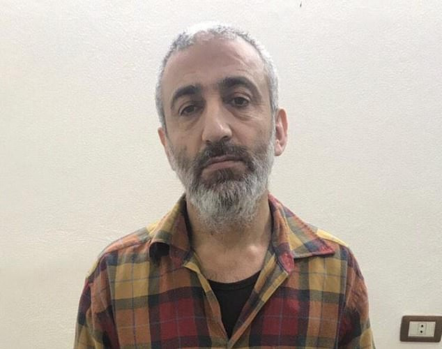 5ec62a9e69c74 ISIS commander, Abdul Nasser Qirdash captured in a raid by Iraqi special forces