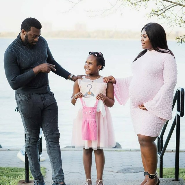 Actor, Sean Jimoh and wife welcome another child