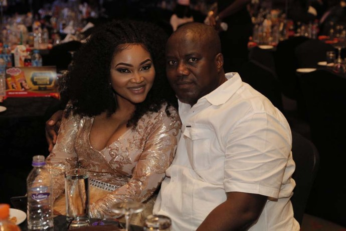 5ec985c188b5c Mercy Aigbe's ex-hubby, Lanre Gentry denies remarrying; says the actress is still part of his life
