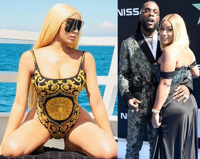 """""""Ugly people are ugly inside out"""" - Dencia drags Burna Boy and his girlfriend Stefflon Don"""