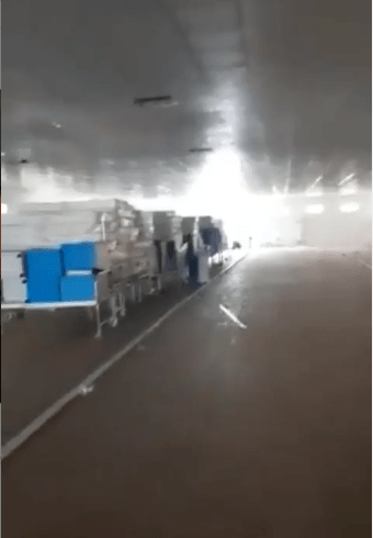 Where are the 800 Coronavirus patients, this Corona na lie lie o - Man says as he shares a video from empty isolation center in Kano (video)