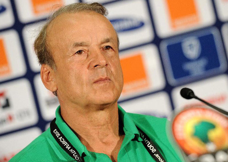 NFF finally confirms Gernot Rohr's contract extension as Super Eagles coach
