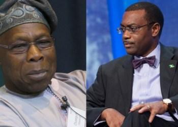 US has belittled AfDB ? Obasanjo writes over calls for probe of Akinwumi Adesina