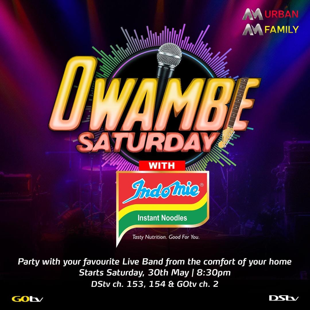 Africa Magic launches Live Band ?Owanbe? Groove  - #AMOwambe Premiering on Africa Magic Urban and Family