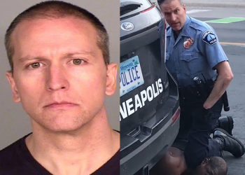 White cop charged with murdering George Floyd ?effectively on suicide watch? in an isolated cell